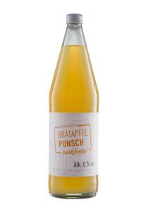 alkoholfreier Bratapfelpunsch - trinkfertig